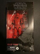 Star Wars: The Black Series: #106 Sith Jet Trooper (6?) (MISB)