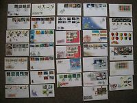 FDC - 1995 to 2003 UNADDRESSED First Day Covers ## MORE ADDED ##