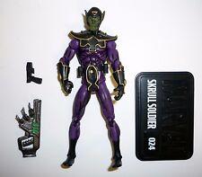 "MARVEL UNIVERSE SKRULL SOLDIER #024 Hasbro 5"" Series 2 Figure COMPLETE 2010"