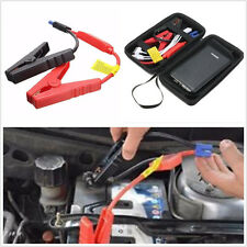Multifunctional DC12V 6000mA Car Jump Starter Power Bank Battery Charger Booster