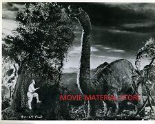 "The Lost World 1925 Willis O'Brien 8x10"" Photo From Original Negative L4890"
