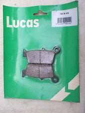 Original Lucas Bremsbeläge für Peugeot MCB650 NEU