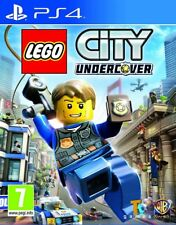 LEGO City Undercover (PS4)  BRAND NEW AND SEALED - IMPORT - QUICK DISPATCH