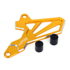 Front Sprocket Chain Guide Guard Protector For Suzuki DRZ400S DRZ400SM Dirt Bike