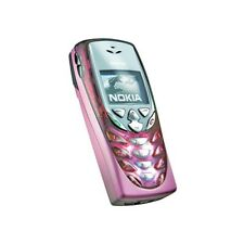 Phone Mobile Phone Nokia 8310 Pink Pink Gsm Small Lightweight Top Quality