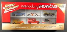 JOHNNY LIGHTNING INTERLOCKING SHOWCASE PRO COLLECTORS SERIES 553-04