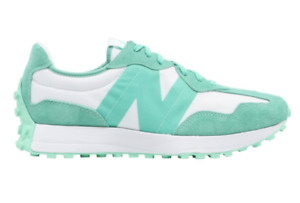 NEW BALANCE MENS BRAND NEW MS327AO1 SNEAKERS SIZE 11.5 TEAL/WHITE