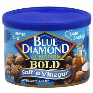 Blue Diamond Bold Almonds Salt 'n Vinegar