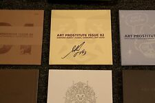Shepard Fairey Art Prostitute Limited Edition signed OOP  MINT condition