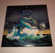 Asia Self Titled LP Vinyl 1982 Heat of the Moment GHS 2008