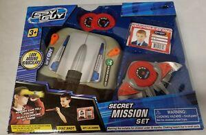 Spy Guy Secret Mission Set Toy: New in Box, Unopened, 3+ yrs