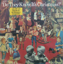 "7"" 1984! BAND AID : Do They Know It´s Christmas (MINT-)"