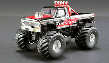 Greenlight - 1974 Ford F-250 Monster Truck - Firestone - 1:64 Acme Exclusive