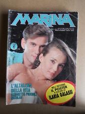 MARINA n°382 1993 Rivista di Fotoromanzi ed. LANCIO [G830]