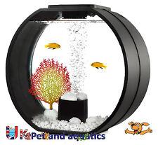 Fish R FUN, Deco Mini Peces Tanque 10L Negro