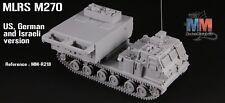 MLRS M-270, German, US and Israeli version by Model Miniature ,1/72