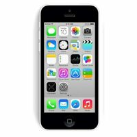 ** FAULTY ** Apple iPhone 5C 32GB 8MP Siri Unlocked Smartphone Parts Only WHITE