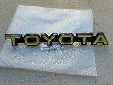 Toyota FJ40 Land Cruiser grill badge NEW