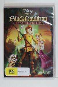 The Black Cauldron DVD (PAL, 2011)  Region 4 - Preowned (D845)