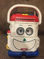 1996 Playskool Mr Mike Disney Toy Story Voice Changer Tape Recorder FOR PARTS