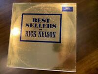 Best Sellers LP - Rick Nelson Imperial Records LP 12218 Stereo