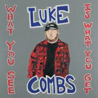 Luke Combs What You See is What You Get CD NEW