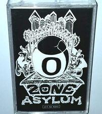 "O-ZONE ASYLUM RAP TAPE 94 CASSETTE PRIVATE RANDOM G FUNK 12"" lp HIP HOP Wu tang"