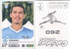 CALCIATORI PANINI 2011/12 -Figurina-sticker N.260*LAZIO-HERNANES*NEW