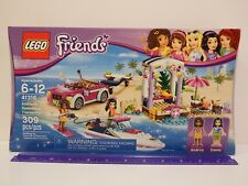 LEGO FRIENDS- Andrea's Speedboat Transporter - Model # 41316 -Ages 6-12