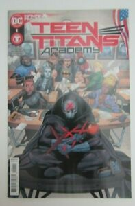 TEEN TITANS ACADEMY #1 - FIRST PRINT - 2021 DC COMICS