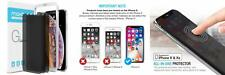 Maxboost Privacy Glass Screen Protector for iPhone Xs & X 2018 2017...