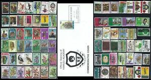 MALAWI EARLY VALUE SELECTION OF USED PART SETS COLLECTION +POSTAL USE COVER 0199