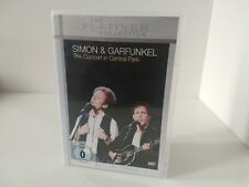 Simon and Garfunkel The Concert in Central Park Concert DVD Free Shipping