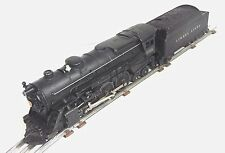 Lionel 2035 O Gauge Locomotive w/Smoke, Magnetraction & 2466WX Whistling Tender