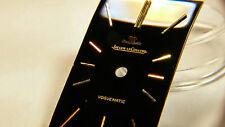 Jaeger Le Coultre BLACK Dial, 22004, SQUARE, voguematic, 27.01mm x 15.01mm diam