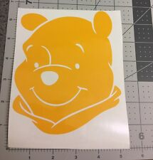 WINNIE THE POOH VINYL DECAL FOR CARS, Trucks,Windows,Walls,Hunny Pots