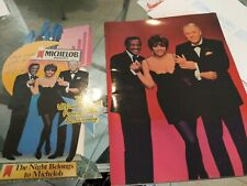 Frank Sinatra Sammy Davis Jr Liza Minnelli Ultimate Event Tour Program Table Top
