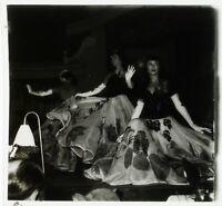 PARIS La Nouvelle Ève Danse Artistique ca 1950, Photo Stereo Cellulose L15n7