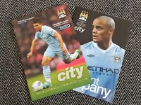 Manchester City v Manchester United 2012 TITLE DECIDER! 30/4/12 LAST ONE!!!