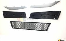 BMW 3 SERIES NEW GENUINE E92 E93 LCI FRONT BUMPER SET OF LOWER GRILLS