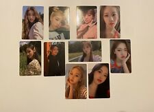 LOONA 2020 Summer Package Photocards (Select Member)