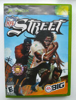 NFL Street (Microsoft Xbox, 2004) Mint Complete w/Manual FOOTBALL EA Sports