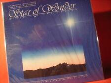 "SAN FRANCISCO CHORAL ""STAR OF WONDER(1st PRESSING-REFERENCE-LP/NEW=STILL SEALED)"