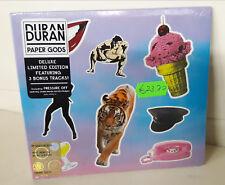 Duran Duran Paper Gods De Lux Edition  Cd Nuovo Sigillato
