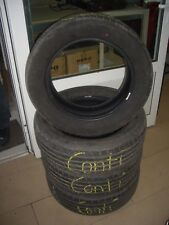 4 Sommerreifen Continental ContiPremiumContact 2E  205/55R16 94H DOT4717 VOLL