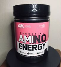 Optimum Nutrition Essential Amino Energy Strawberry 1.23lbs 62 Servings