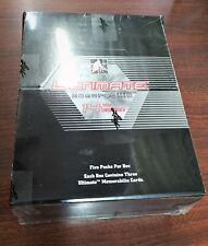 2014-15 LEAF ULTIMATE MEMORABILIA 14TH EDITION HOBBY (5 PACKS SEALED BOX)
