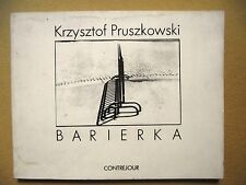 KRZYSZTOF PRUSZKOWSKI BARIERKA BARRIÈRES VAUBAN PHOTOGRAPHIES CONTREJOUR 1978