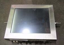 "COMARK ACCU-SORT PC,N4,15"" LCD INDUSTRIAL TOUCHSCREEN PC STAINLESS ENCOLOSURE"