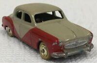 Rare VTG CIJ 2 Tone Grand Pavois Renault Fregate Die Cast Toy Car - 1/43 Scale